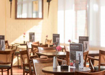 Ibis Hotel Paderborn City Restaurant