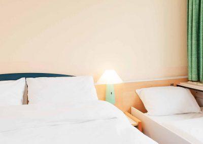 Ibis Hotel Paderborn City Standard Zimmer